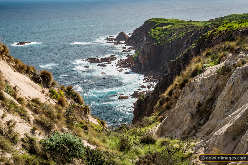 Weathered Cliffs