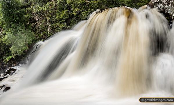 Snobs Creek Falls