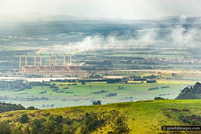 Morwell power station, Hazelwood pondage