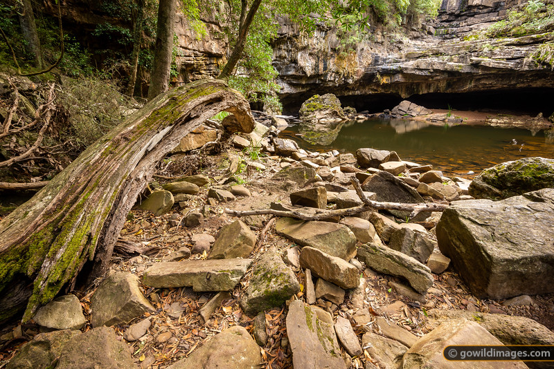 Den of Nargun, Mitchell River NP