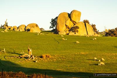 Bucolic Boulders