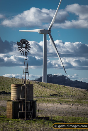 Old and new uses for wind energy