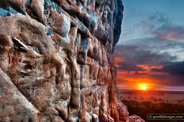 Mt Arapiles Sunrise