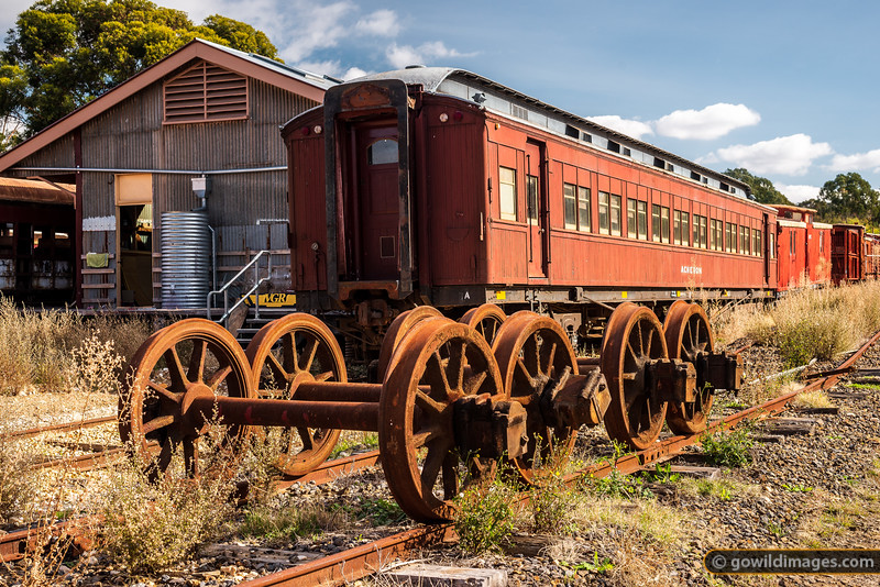 Rust & Restoration