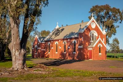 Cornella Church