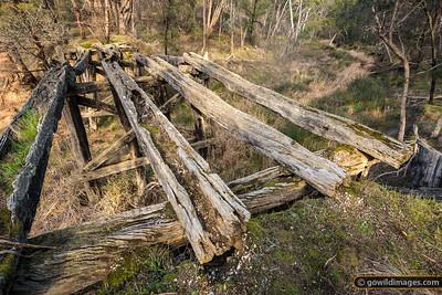 Mt Misery Creek Bridge