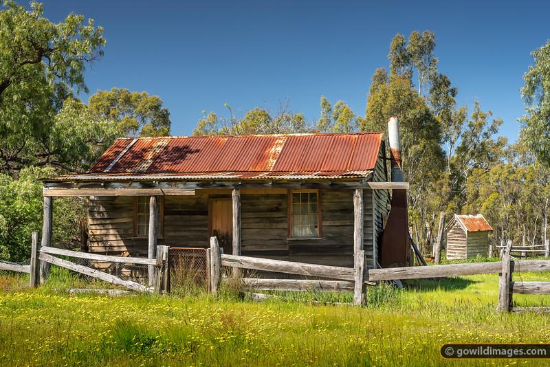 Costerfield Hut