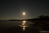 Lake Lonsdale Moon