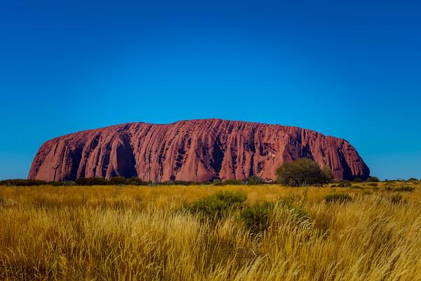 Uluru, Also known as Ayers Rock - Australia