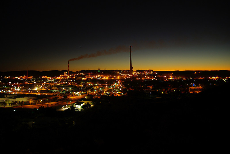Mount Isa is a very unspoiled place, actually there are no girls living in the Outback anymore...