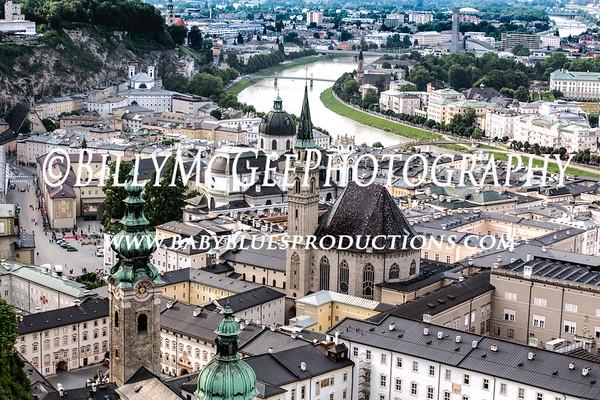 Salsburg Austria - 27 Jul 2016