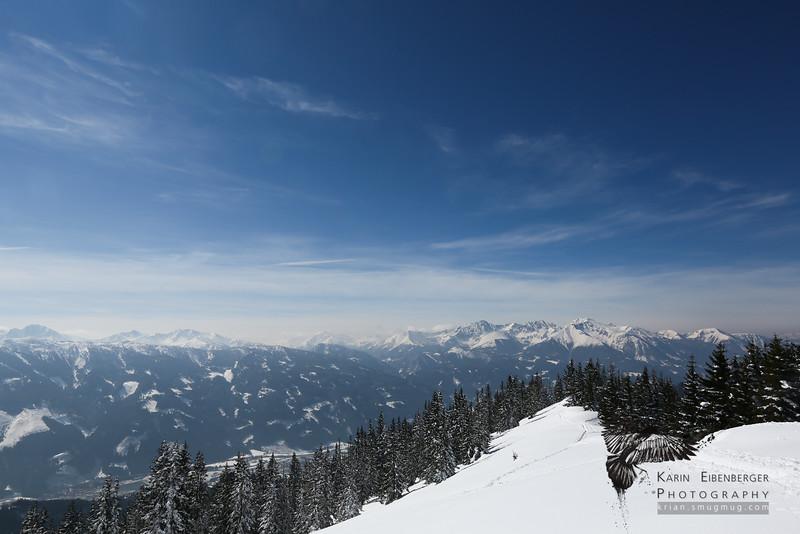 March 2013. Johnsbach - Mödlinger Hütte - Spielkogel.