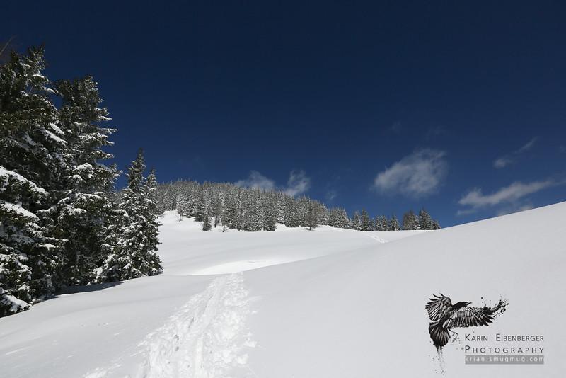 March 2013. Lahngang, from Kaiserau.