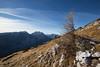 November 2012. Tamischbachturm, 2035 m. Gesäuse National Park.