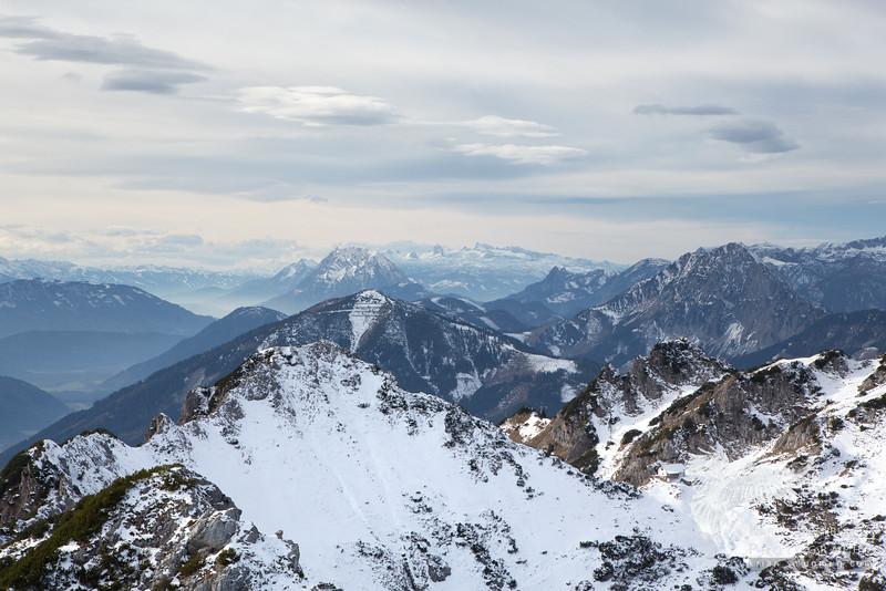 November 2012. On the Grabnerstein (1847 m).