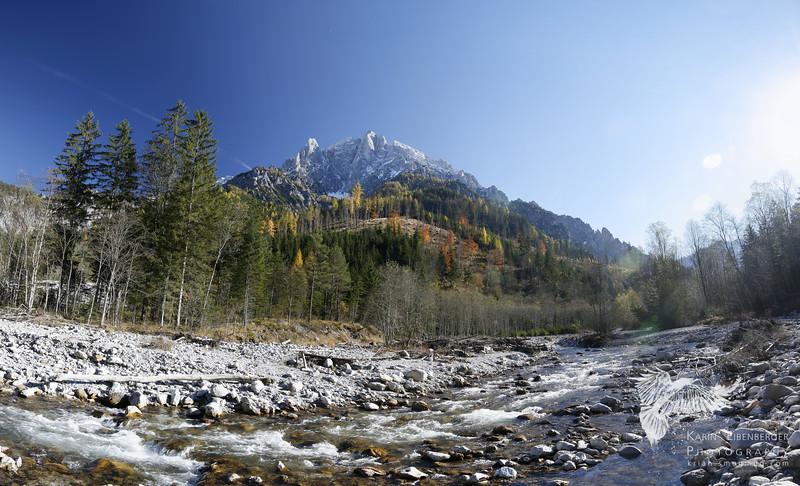 Autumn 2010 near Johnsbach.