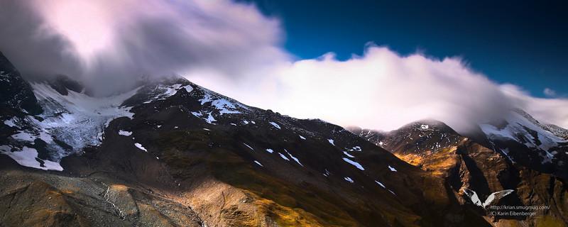 Mountain view, Hohe Tauern.