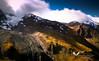 Mountain view, Hohe Tauern, Grossglockner Hochalpenstrasse.