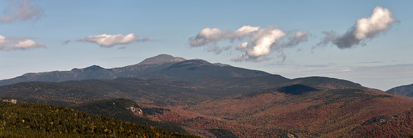 Mt Washington view from Mt Parker 24x9