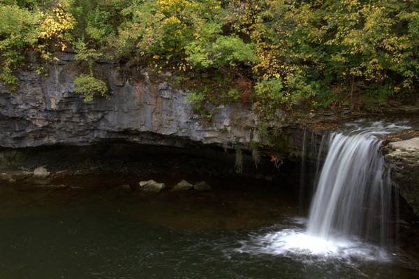 Autumn At Ludlow Falls