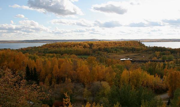 Autumn Colours Wabamun