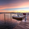 Autumn East Islip Marina Sunrise.
