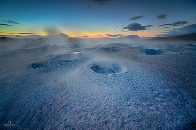 Sunset Craters