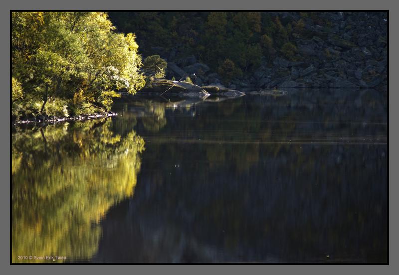Fishing<br /> Mjellevatn