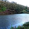 The reservoir in autumn
