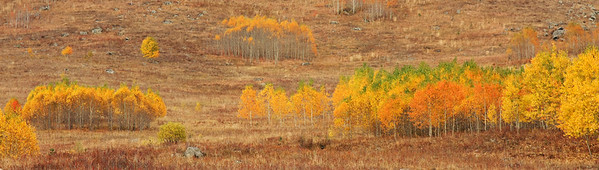 Changing colors in Anatolia