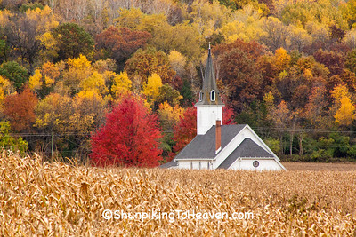 St. Paul Lutheran Church, Dane County, Wisconsin