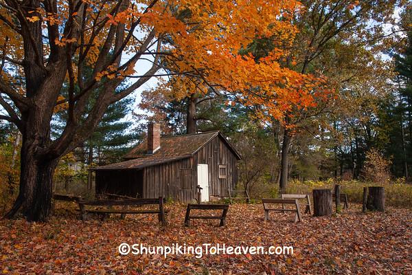The Shack, Leopold Memorial Reserve, Sauk County, Wisconsin