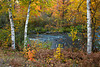 Autumn Evening on the Manitowish River, Vilas County, Wisconsin