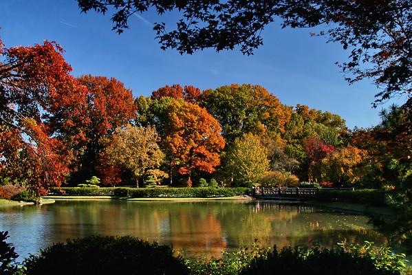 Japanese Garden, Missouri Botanical Garden; St. Louis, Missouri