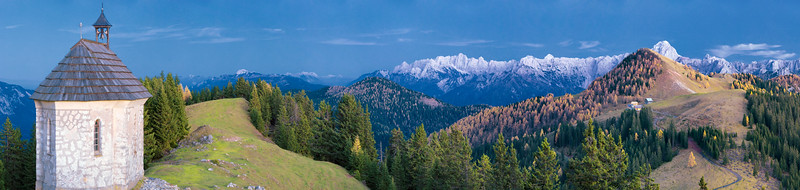 Alpi Giulie da Madonna della Neve 211012-152664# v152