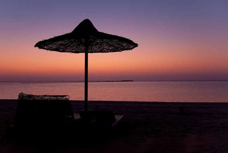 The Red Sea at Dawn 1