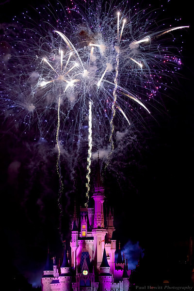4th July, Disney World, Florida.