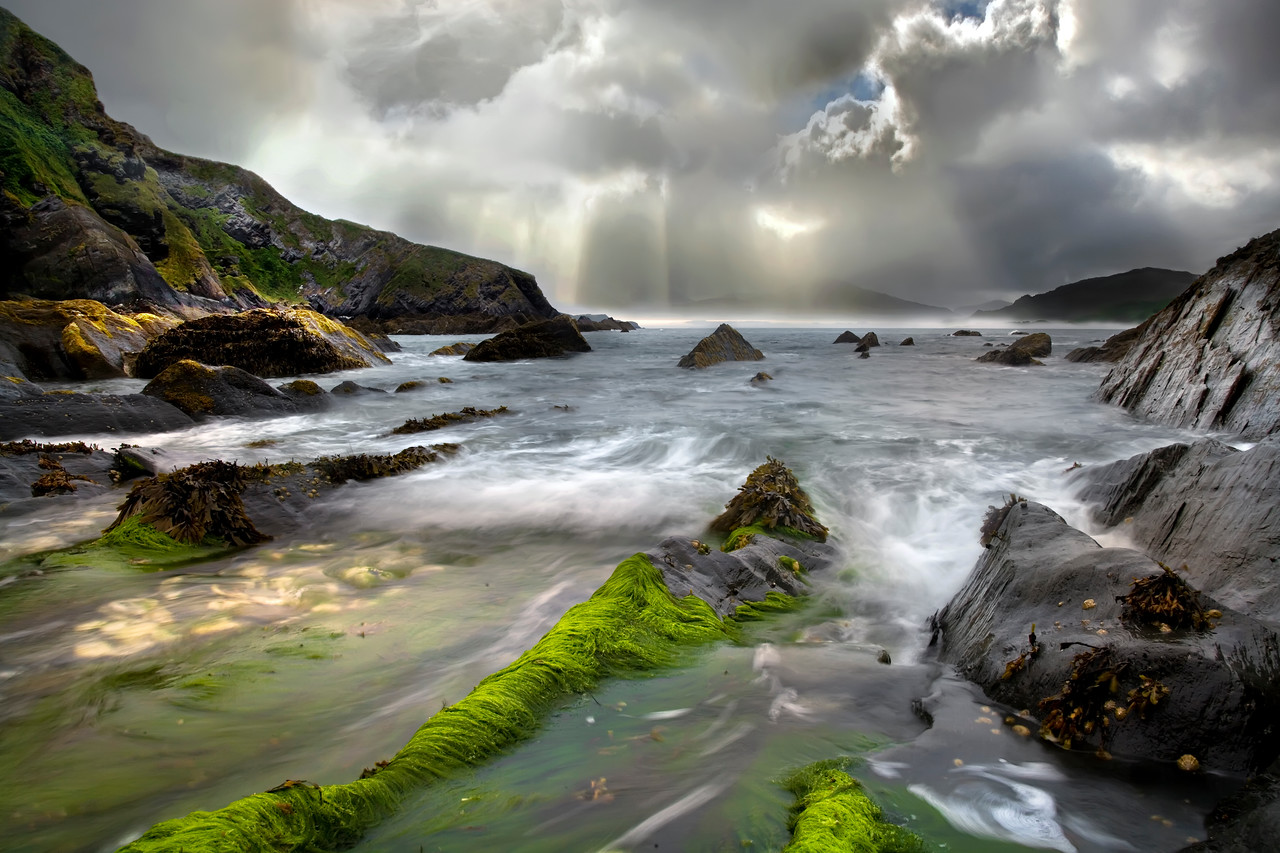 Stormy Cove, Ilfracombe, North Devon