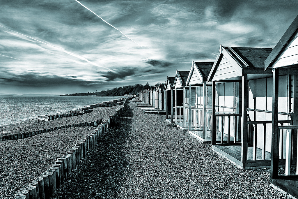Leap Beach, Hampshire