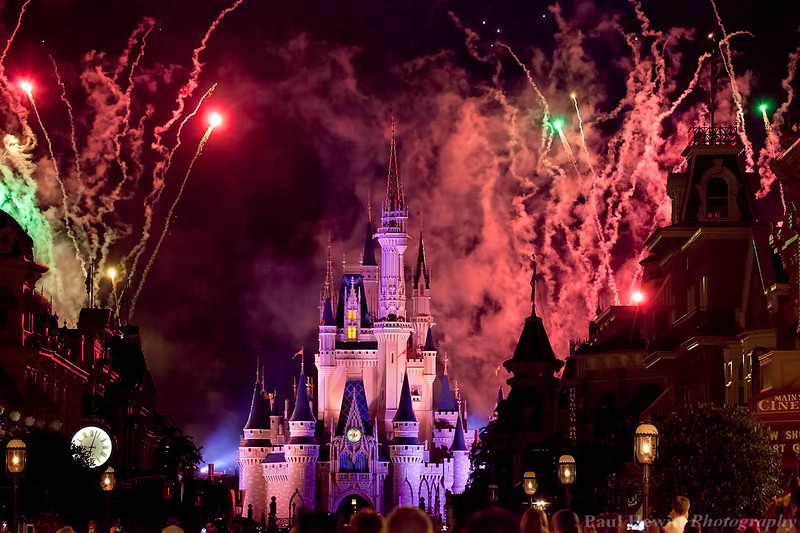 4th July, Disney World, Florida II