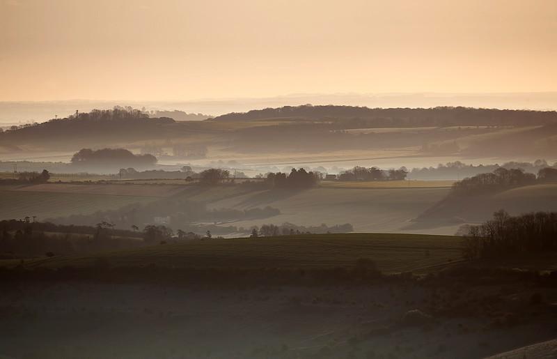 Wiltshire Dawn I