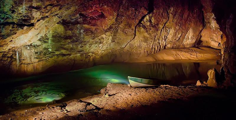 Wookey Hole, Dorset