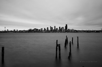Winter Day in Seattle