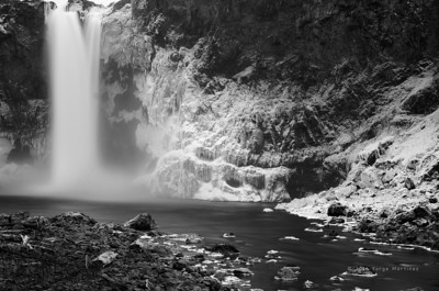 Snoqualmie Falls Base