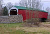 Red Covered bridge, Oley Township