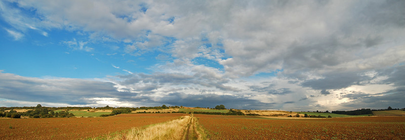 BIG LINCOLNSHIRE SKIES