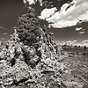 Mono Lake Tuffas 2 (color version available)