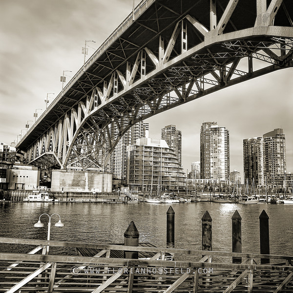 Granville Bridge (color version available)