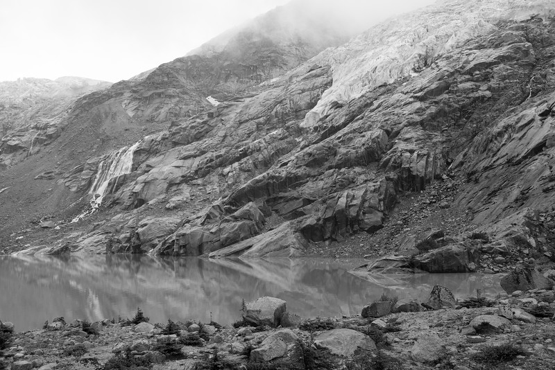 Iceberg Lake Reflections