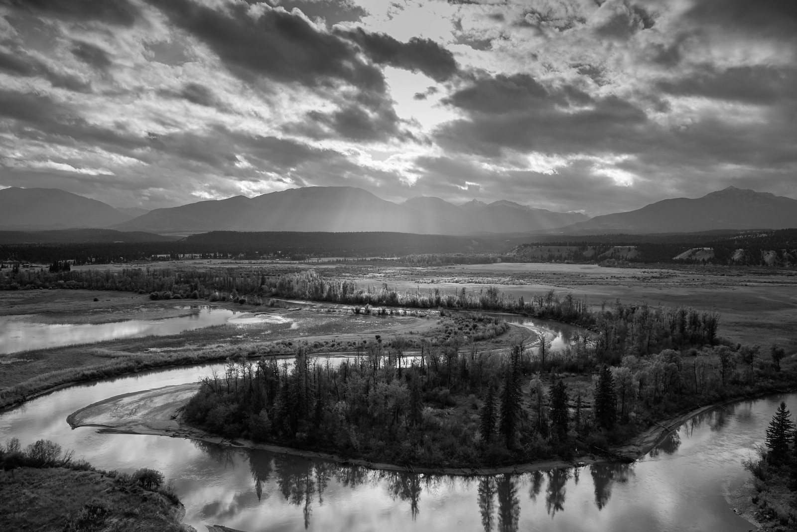 A September Afternoon in the Columbia Valley